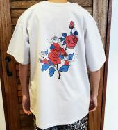 Chill rat poke Tee   *ライトグレー*