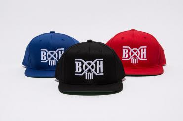 BxH KIDS AND YOUTH LONG SNAP BACK CAP *3色展開*