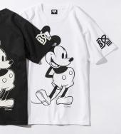 BxH DISNY STEAMBOAT WILLIE TEE *ホワイト*