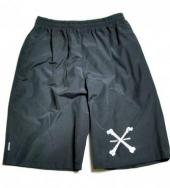 BxH BONES SWIM PANTS **ブラック*