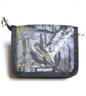 BxH TREE CAMO WALLET **グレー*