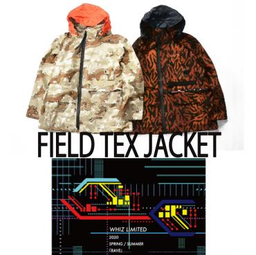 FIELD JACKET TEX