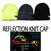 REFLECTION KNIT CAP