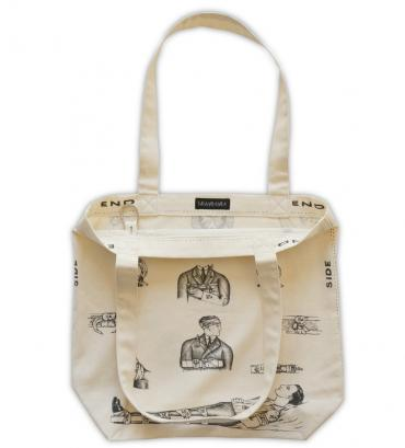 First aid tote bag   *エクリュ*