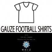 GAUZE FOOTBALL SHIRTS