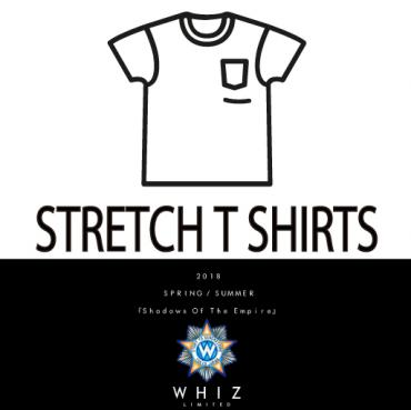 STRETCH T SHIRTS