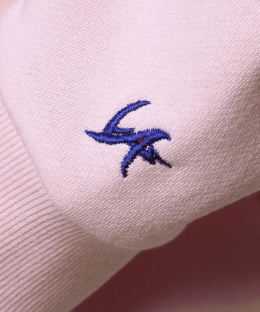 PALE COLOR LOGO EMBROIDERY [ VGC1203 ] *ピンク*