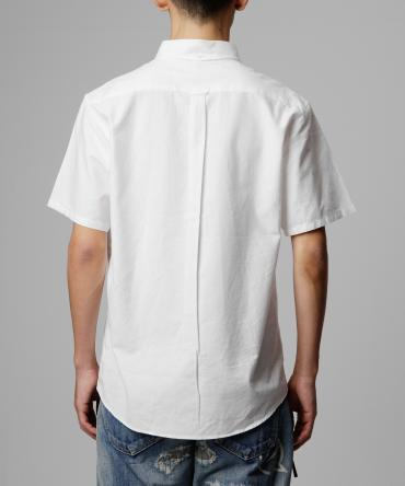 ox short sleeve shirt *ホワイト*