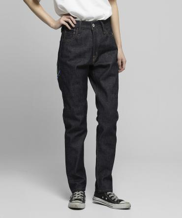 Rigid tepered denim pants (19SS) [ VFP4061 ]
