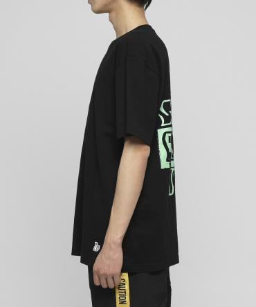 LOVE or FXXK T-shirt [ FRC391 ] *ブラック*