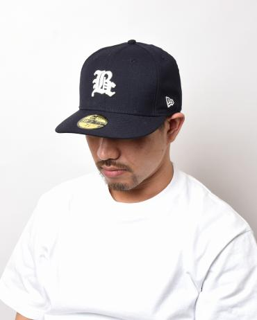 xNEW ERA 59 FIFTY CAP *ネイビー*