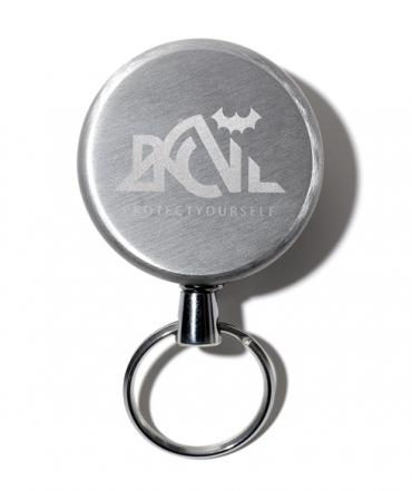 REEL KEY HOLDER *シルバー*