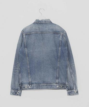 Remake 3rd Denim Jacket [ VFJ1040 ] *インディゴ*