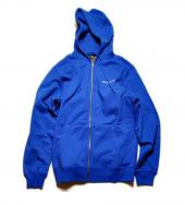 FULL ZIP PARKA *ブルー*