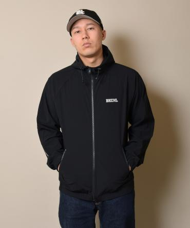 COOL TOUCH FULL ZIP PARKA *ブラック*