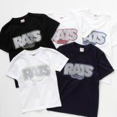 GLITTER BOX LOGO KIDS TEE  *5色展開*