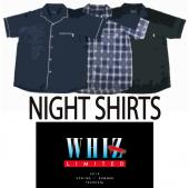 NIGHT SHIRTS