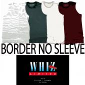 BORDER NO SLEEVE