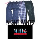 NIGHT PANTS