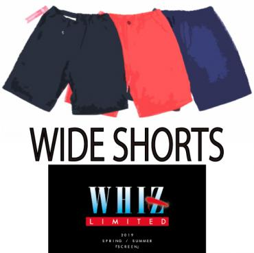 WIDE SHORTS