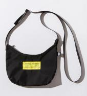 BxH THREE LAYER MINI SHOULDER BAG *ブラック*