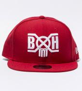 BxH NEW ERA 9FIFTY *レッド*