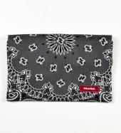 BANDANNA CLUTCH BAG *グレー*
