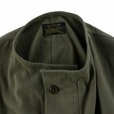 62' USARMYVESICANTGASPROTECTIVECOAT〈 SOLID〉 *ブラック*