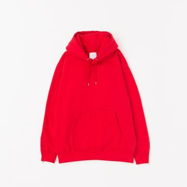 HEAVY PULL OVER PARKA *レッド*