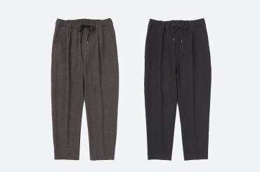 ANKLE EASY PANTS *ブラック*
