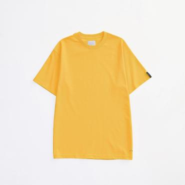 COLOR TEE *イエロー*