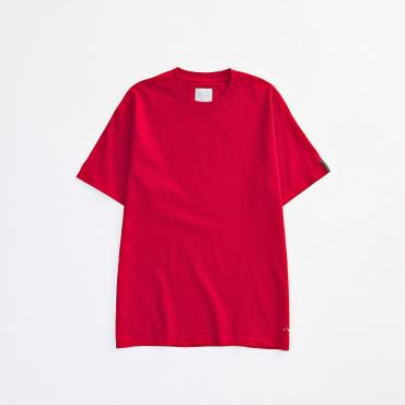 COLOR TEE *レッド*