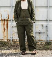 MILITARY TENT APLON OVERALL
