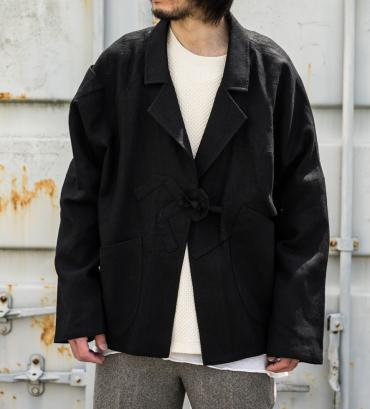 NONCONVENTIONAL JACKET *ブラック*