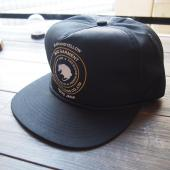 "SOUVENIR CAP ""2WHEEL"" *ブラック*"