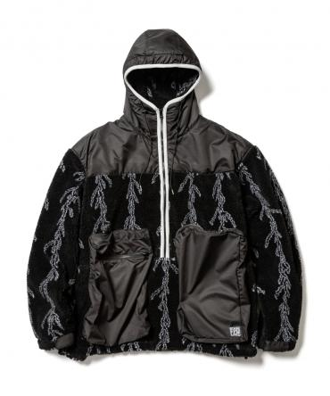 H/Z FLEECE JKT *ブラック*
