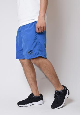 OUTDOOR NYLON SHORTS 2018SS *ブルー*