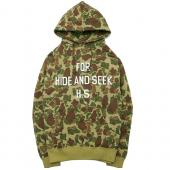 CAMO SWEAT PARKA *ハンターカモ*