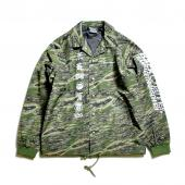 NYLON 3LAYER WINDBREAKER *ゴーストライオン*