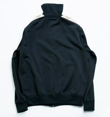 THE SOURCE TRACK JACKET *ブラック*