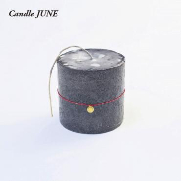 × CANDLE JUNE / ECO CANDLE *ブラック*