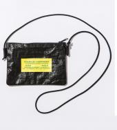 BxH CHEMICAL BUM MINI WALLET BAG *ブラック*