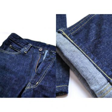 606 TYPE DENIM PANTS *インディゴ*