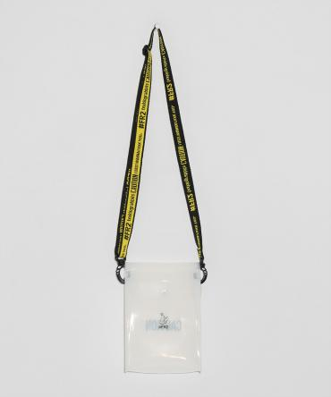 Clear Shoulder Bag[FRA228] *ホワイト*