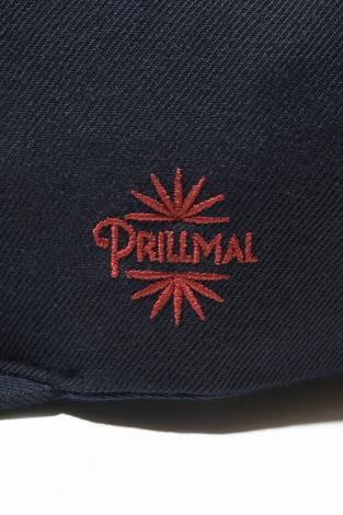 xPRILLMAL SNAP BACK *ネイビー*