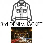3rd DENIM JACKET