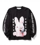 FS×Sonic Youth-04 L/S Tee 2 *ブラック*
