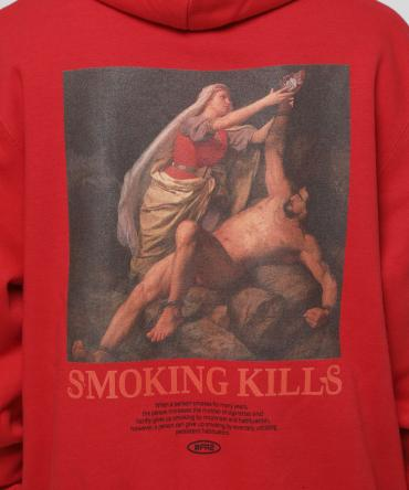 Please Stop Killing Yourself Hoodie[FRC591]*レッド*