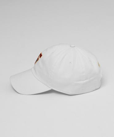 Rabbit's foot Sixpanel Cap [ FRA176 ] *ホワイト*