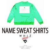 NAME SWEAT SHIRTS
